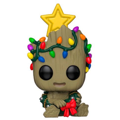 Figura POP Marvel Holiday Groot