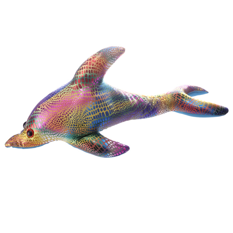 Golfinho com areia, grande