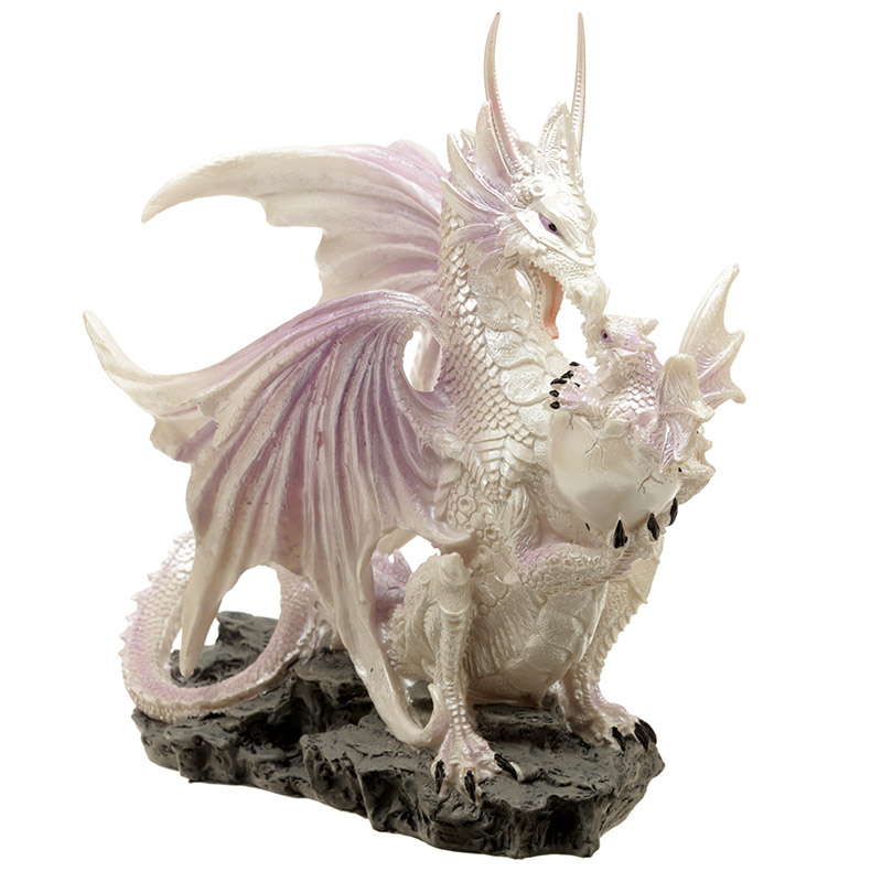 Dragão Guerreiro de Inverno - Mãe do Gelo