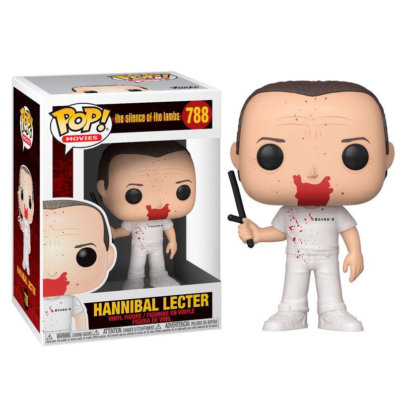 Figura POP El Silencio de los Corderos Hannibal Bloody