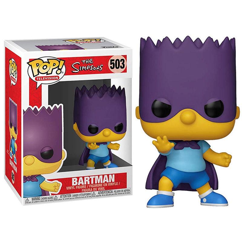Figura POP Simpsons Bartman