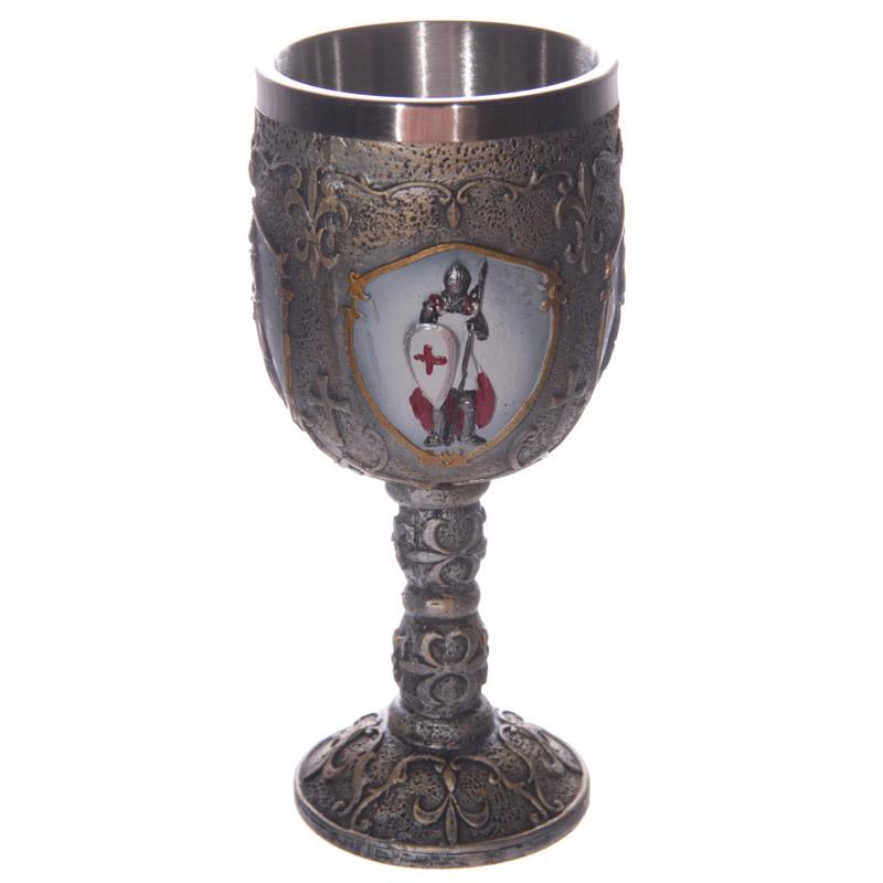 Calice Decorativo de Cavaleiro
