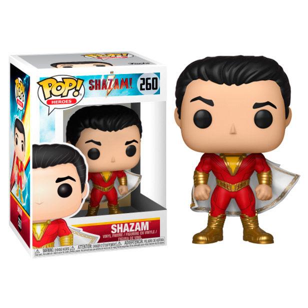 Figura POP DC Shazam