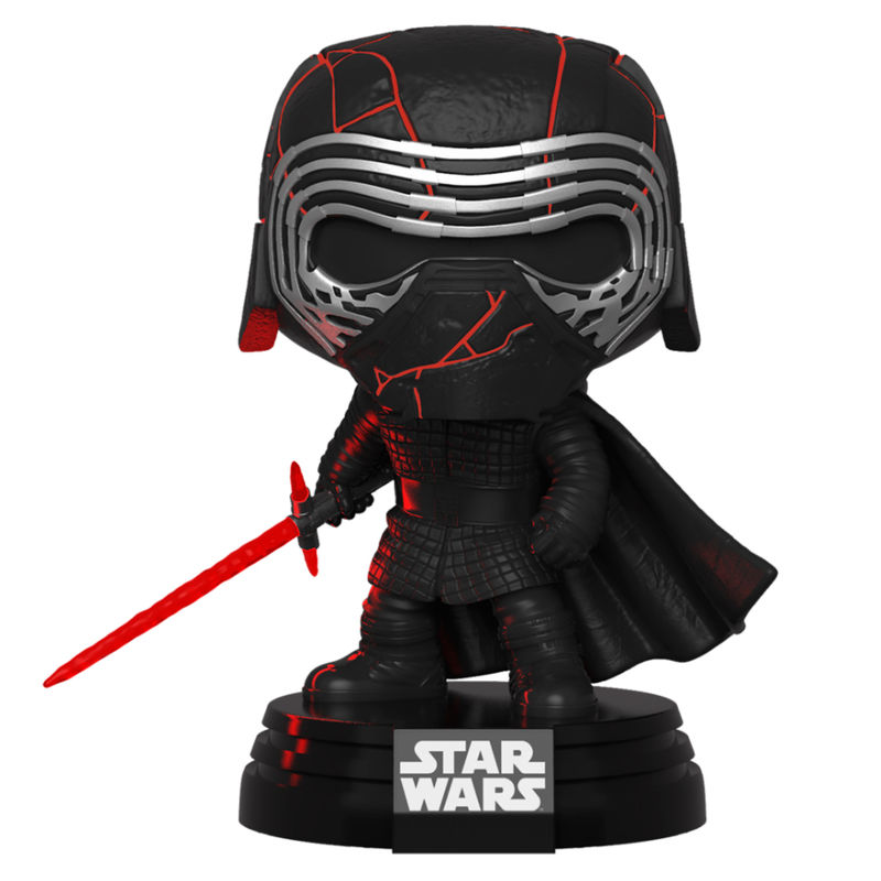 Figura POP Star Wars Rise of Skywalker Kylo Ren Electronic