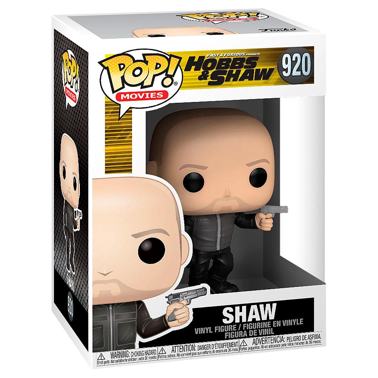 Figura POP Fast & Furious Presents Hobbs & Shaw Shaw