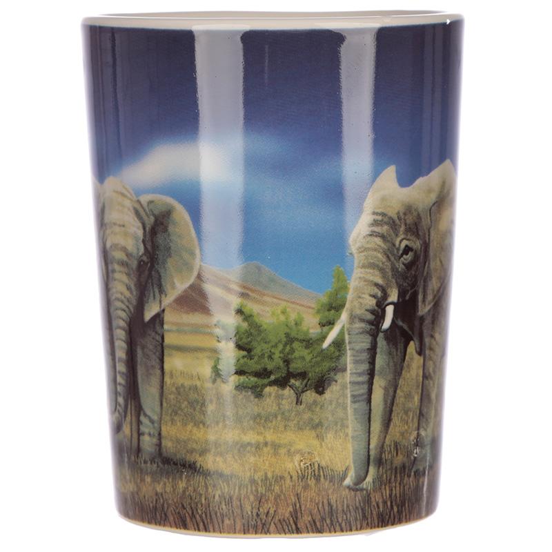 Caneca com Asa Cabeza de Elefante