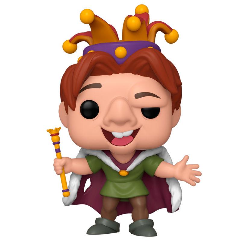 Figura POP Disney El Jorobado de Notre Dame Quasimodo Fool