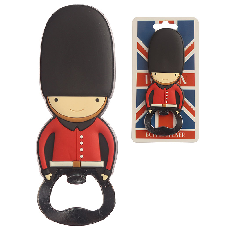 Abre caricas PVC Guarda de Londres