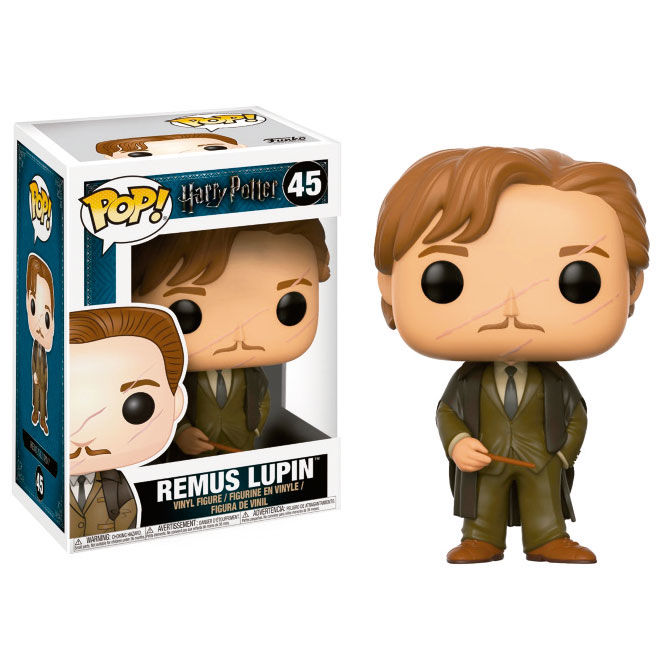 Figura POP Harry Potter Remus Lupin