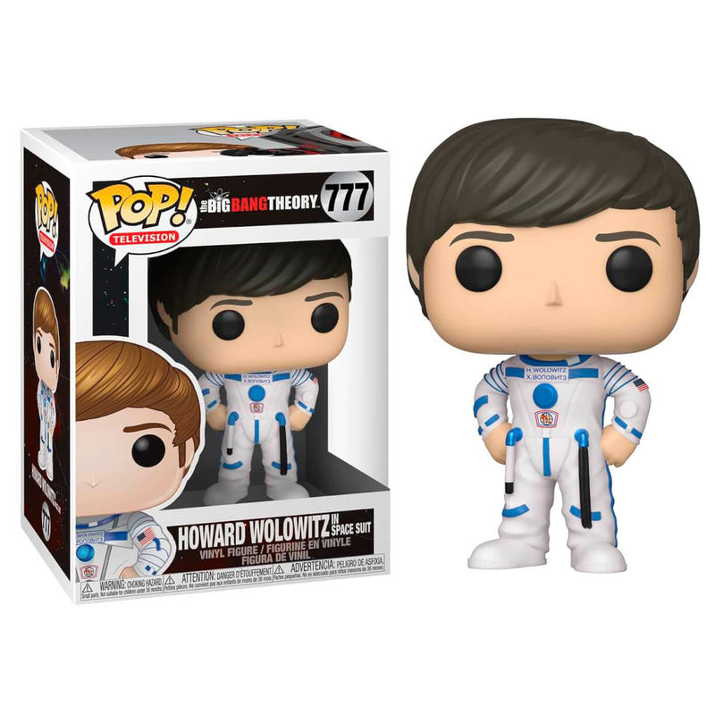 Figura POP The Big Bang Theory Howard