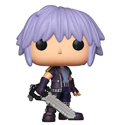 Figura POP Disney Kingdom Hearts Corações 3 Riku