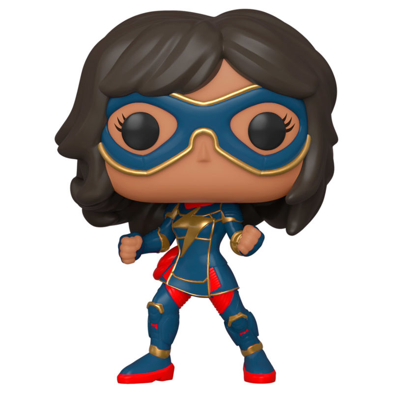 Figura POP Marvel Avengers Game Kamala Khan Stark Tech Suit