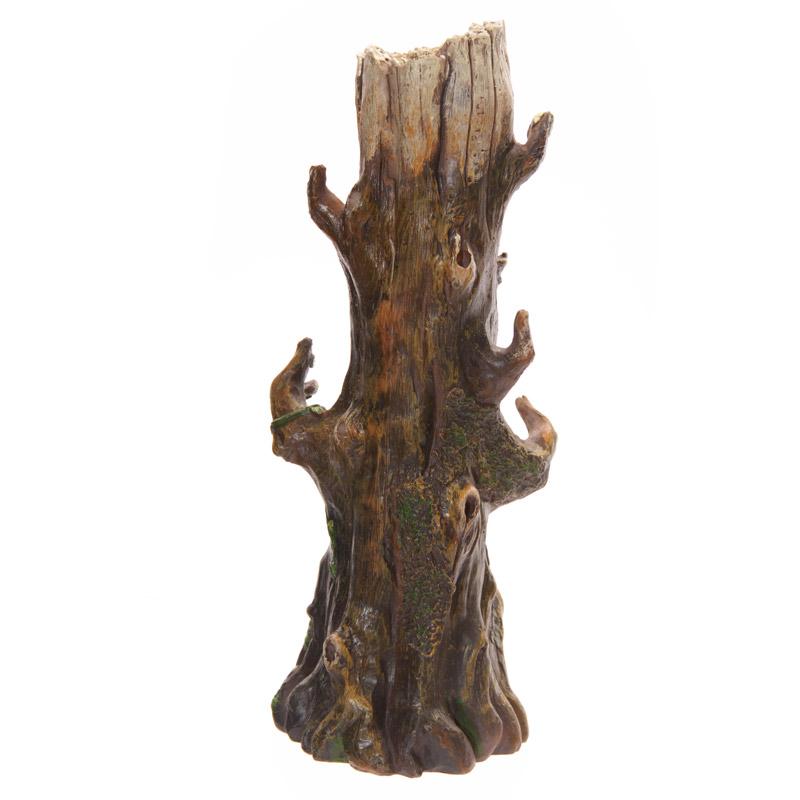 Queimador de varietas de incenso homem verde da árvore