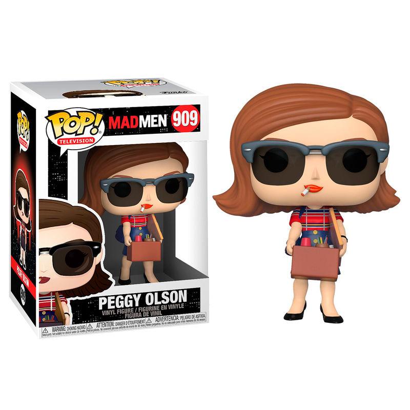 Figura POP Mad Men Peggy