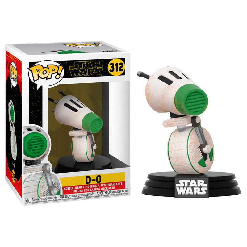 Figura POP Star Wars Rise of Skywalker D-O