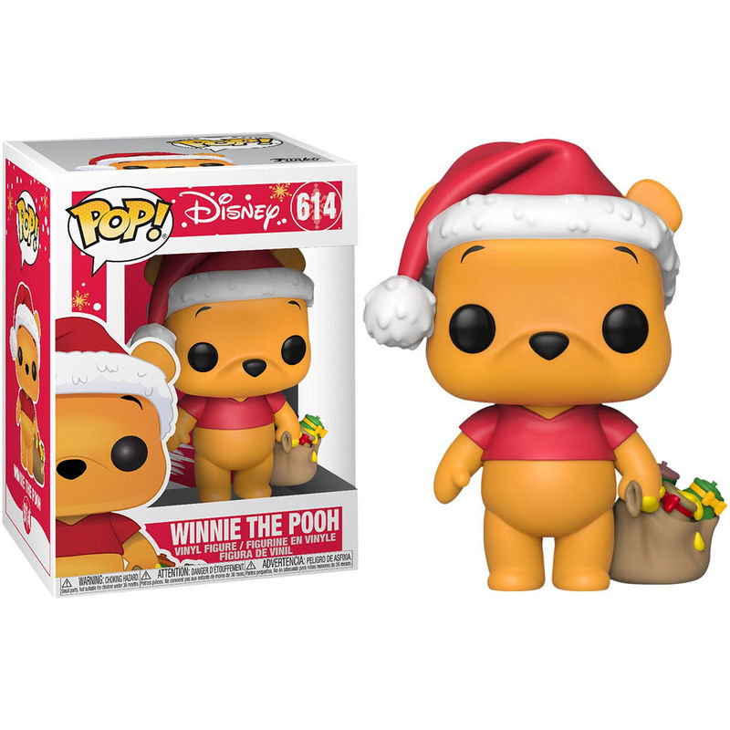 Figura POP Disney Holiday Winnie the Pooh