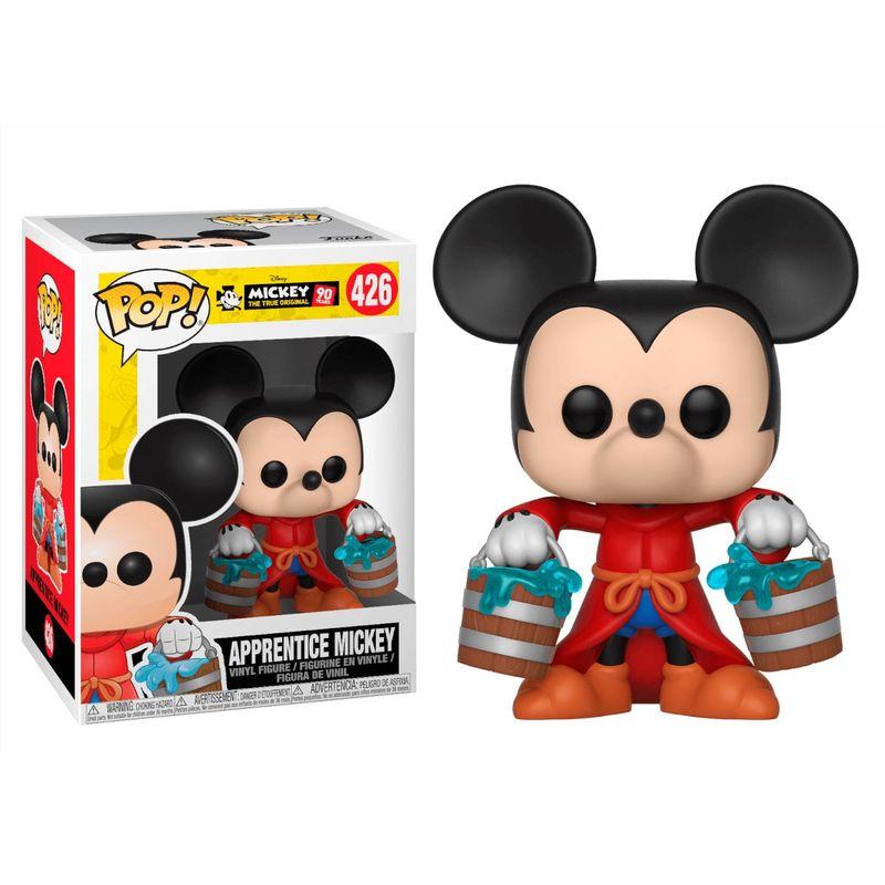 Figura POP Disney Mickey's 90th Apprentice Mickey