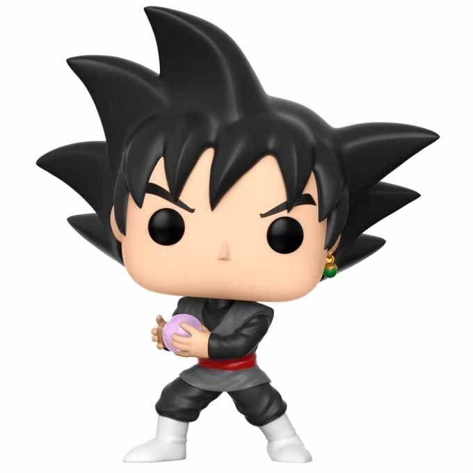 Figura POP Dragon Ball Super Goku preto