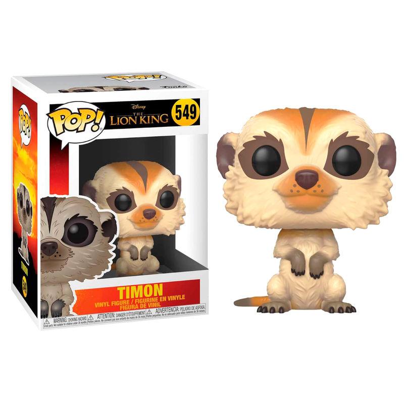 Figura POP Disney O Rei Leão Timon