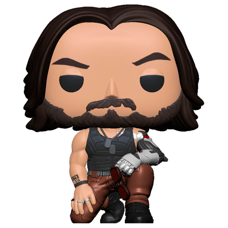 Figura POP Cyberpunk 2077 Johnny Silverhand