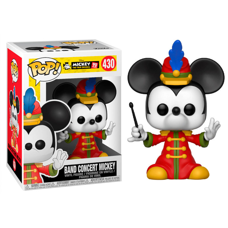 Figura POP Disney Mickey's 90th Band Concert