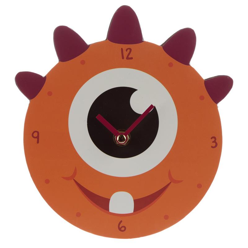 Relógio - Monstro Laranja Monstarz