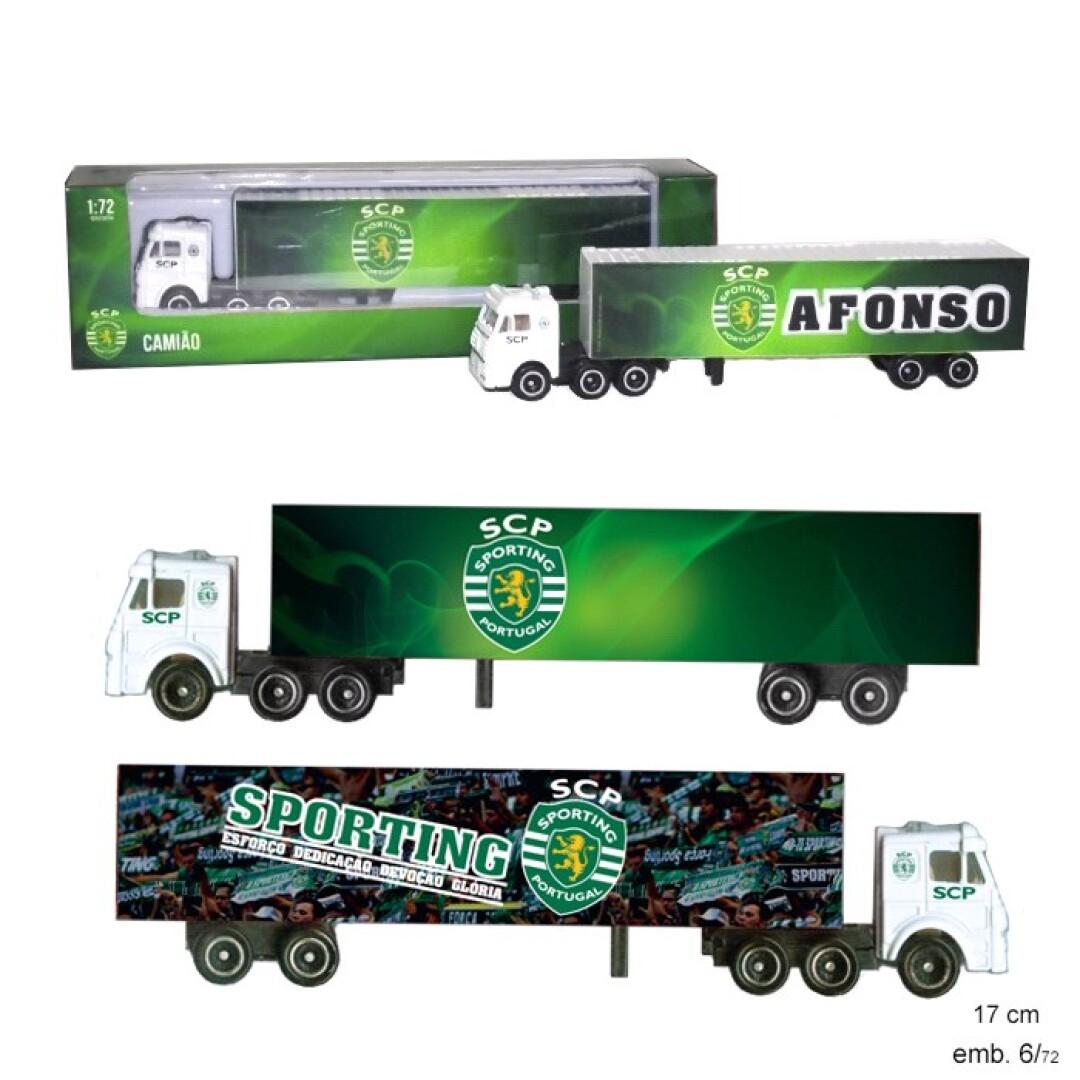 Camiões de clube - Sporting CP