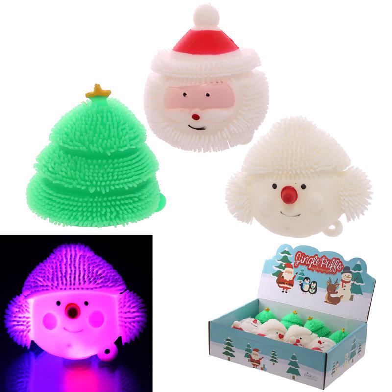 Motivos natalícios com Luz