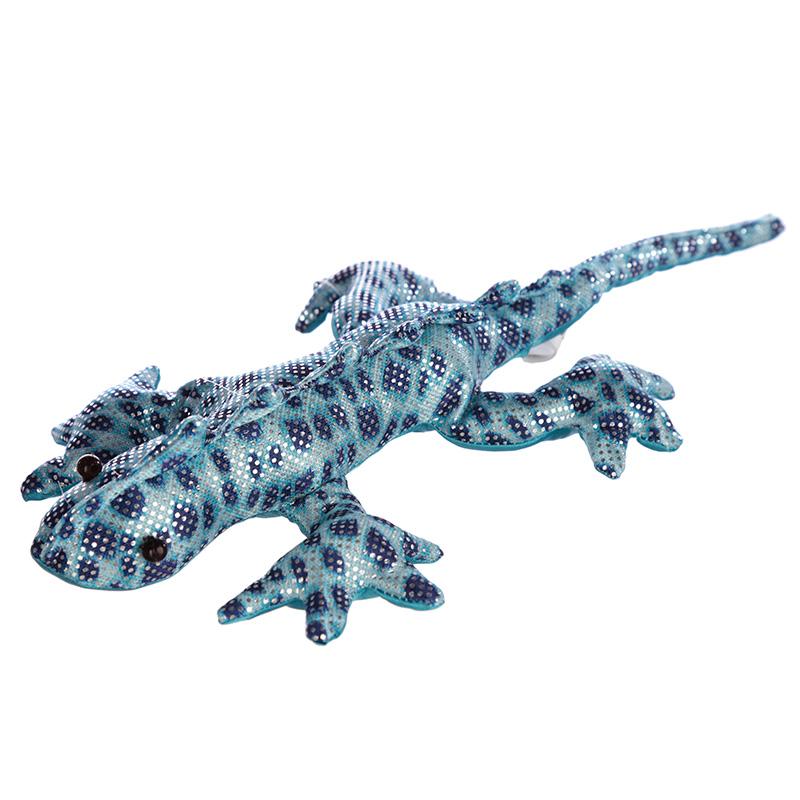 Salamandra com areia