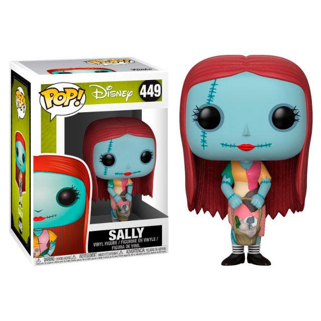 Figura POP Disney O estranho mundo de Jack The Nightmare before Christmas Sally with Basket