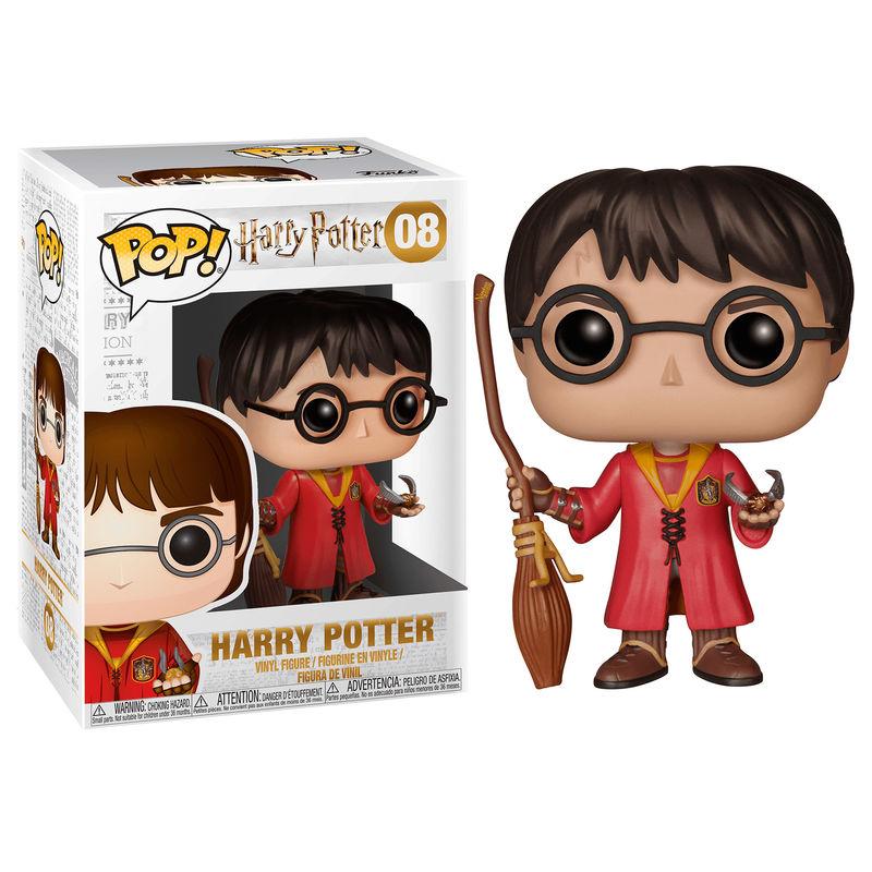 Figura POP Harry Potter Quidditch