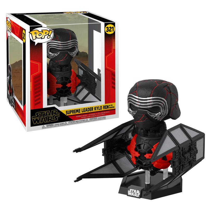 Figura POP Star Wars Rise of Skywalker Kylo Ren in Whisper
