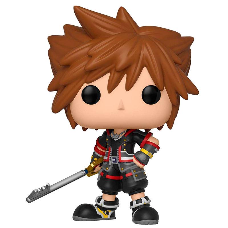 Figura POP Disney Kingdom Hearts Corações 3 Sora