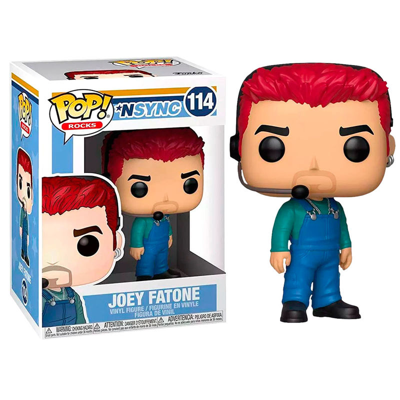 Figura POP NSYNC Joey Fatone