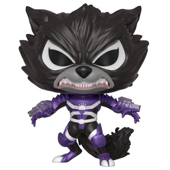 Figura POP Marvel Venom Venomized Rocket Raccoon