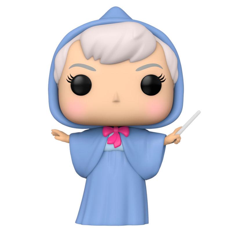 Figura POP Cinderela Fairy Godmother