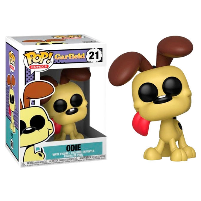 Figura POP Garfield Odie