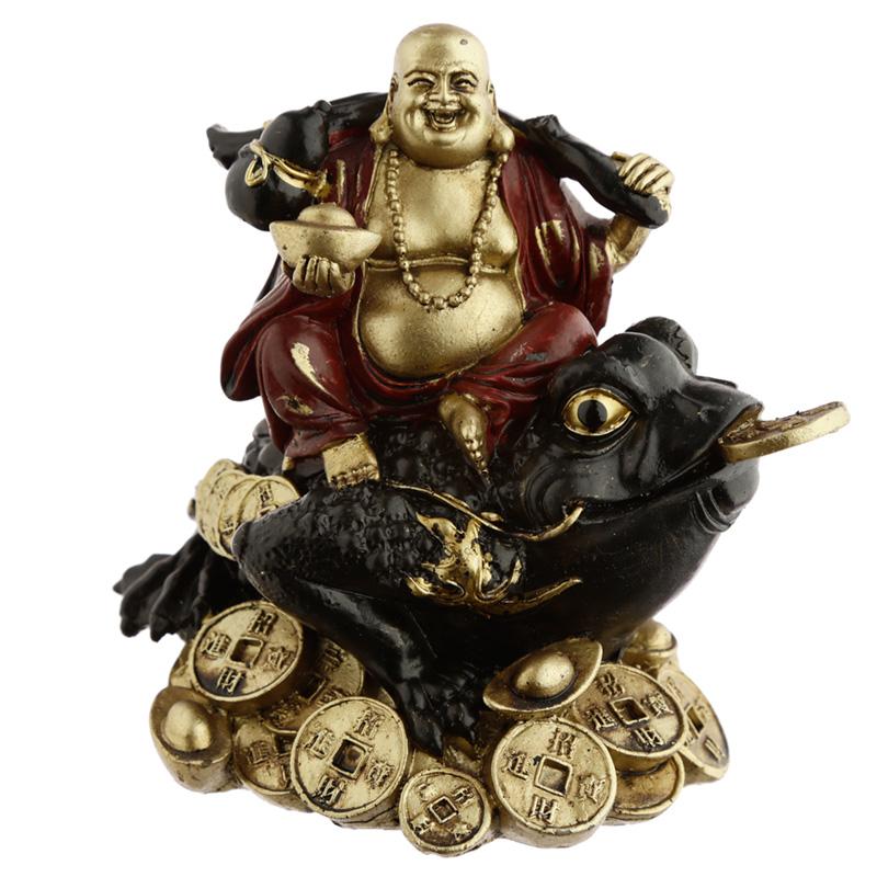 Buda em cima de Sapo