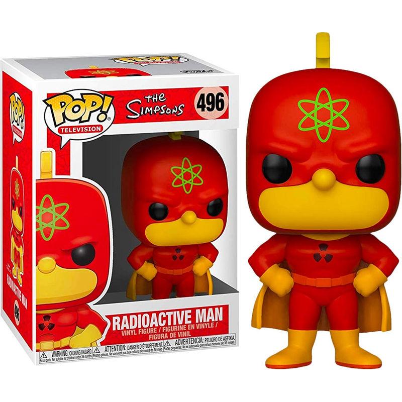 Figura POP Simpsons Radioactive Man
