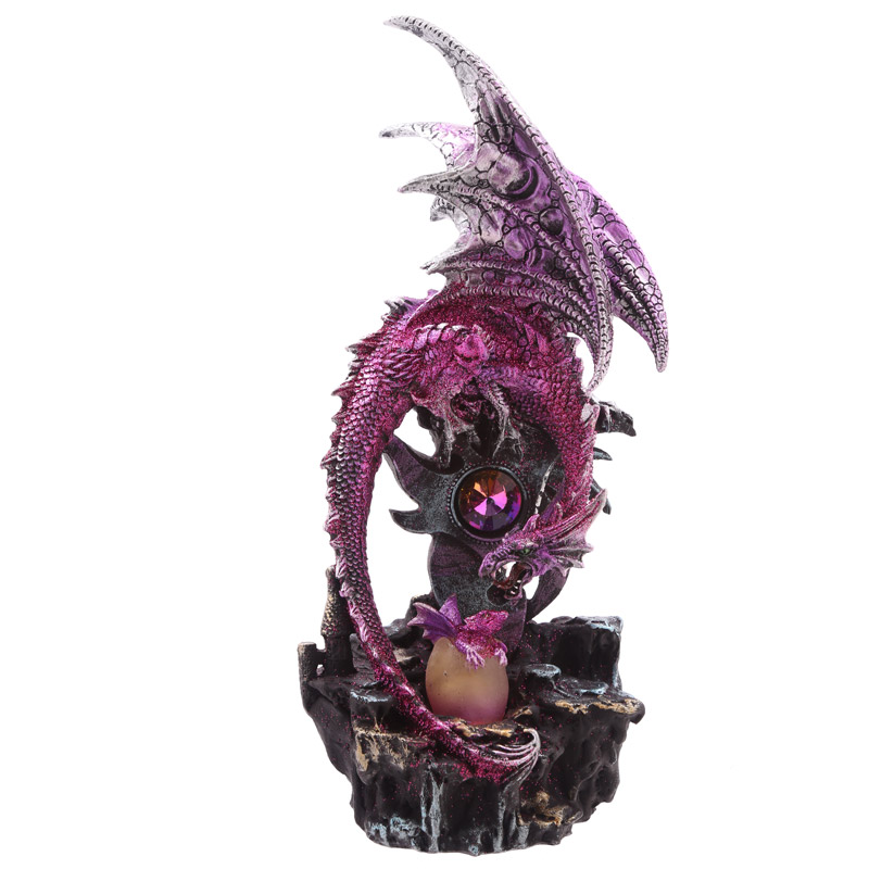 dragão Lenda Escura Mãe sobre Espada