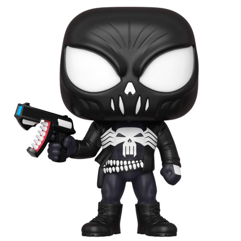 Figura POP Marvel Venom Punisher serie 3