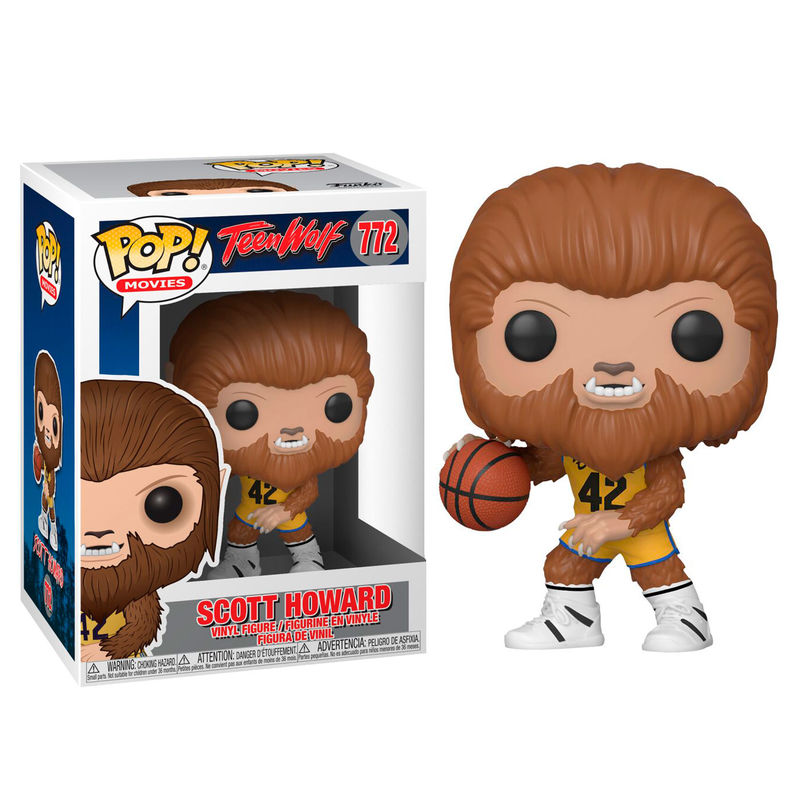 Figura POP Teen Wolf Scott
