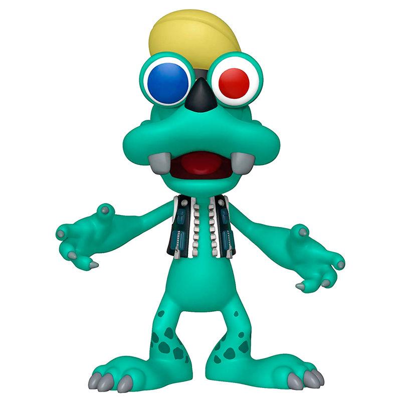 Figura POP Disney Kingdom Hearts Corações 3 Goofy / Pateta Monsters Inc.