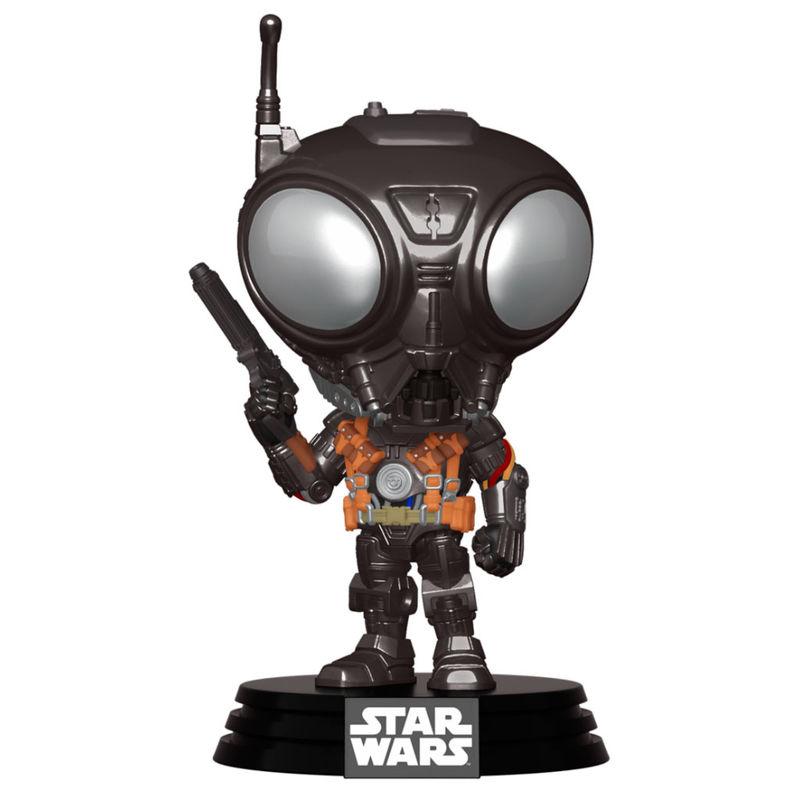 Figura POP Star Wars Mandalorian Q9-Zero