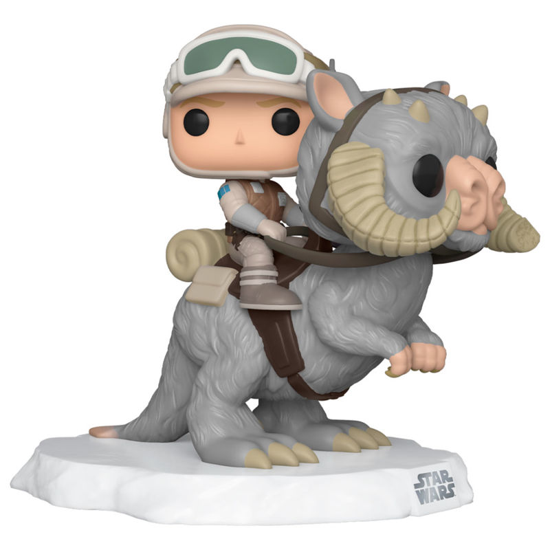 Figura POP Star Wars Luke on Taun Taun