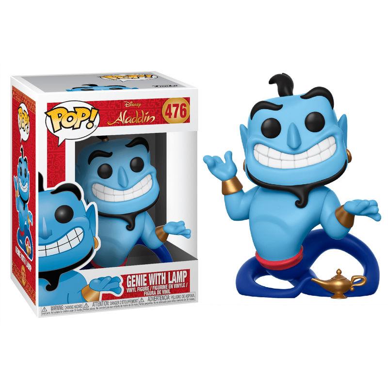 Figura POP Disney Aladdin Genie with Lamp