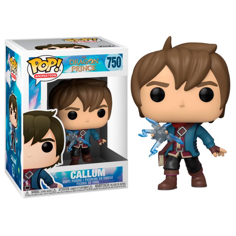 Figura POP El Príncipe Dragon Callum
