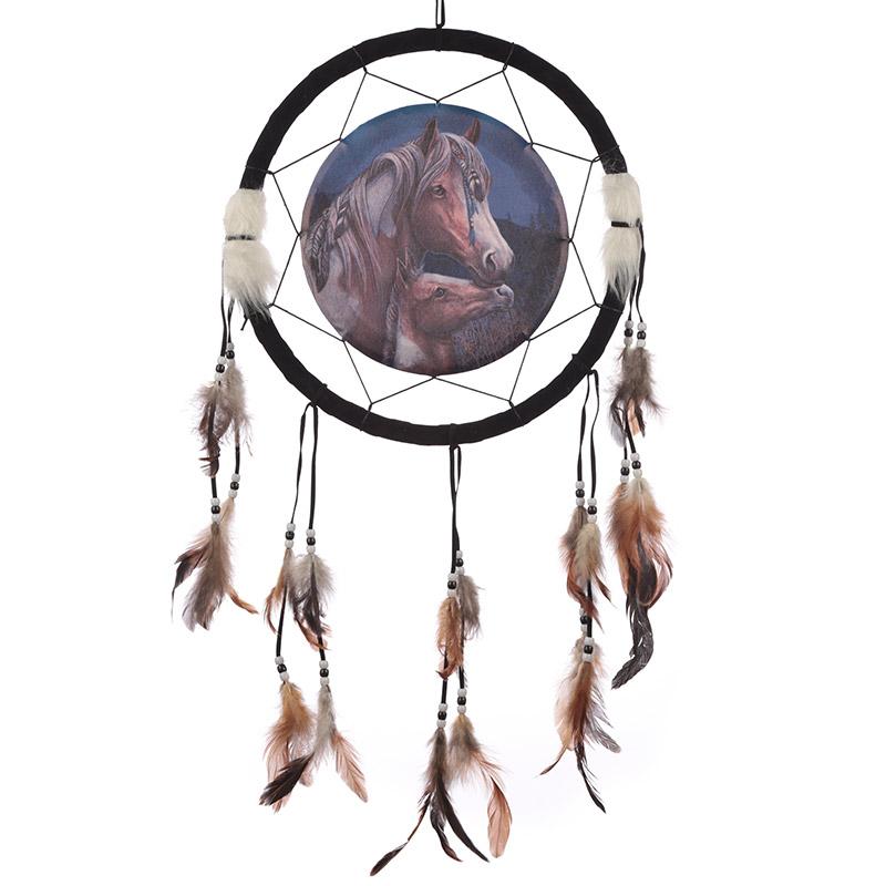 Espanta espíritos Apache de 33cm