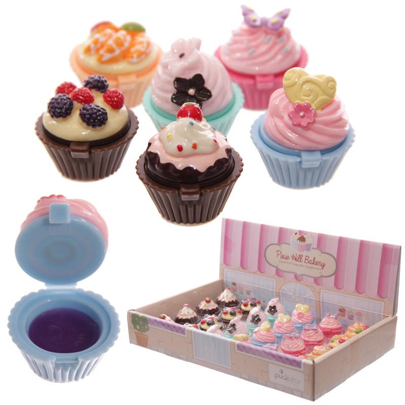 Batom para lábios Cupcake Novo Expositor