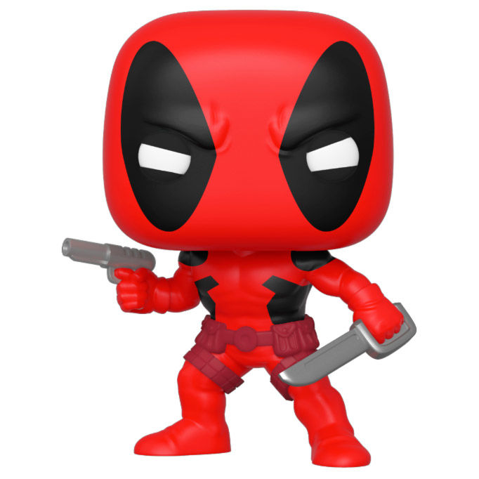 Figura POP Marvel 80th First Appearance Deadpool